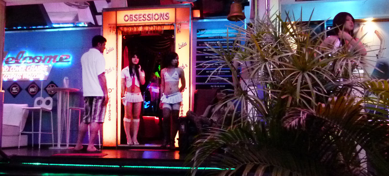Ladyboy Nightclub in Pattaya
