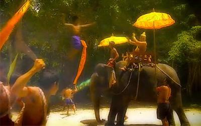 The King of Angkor