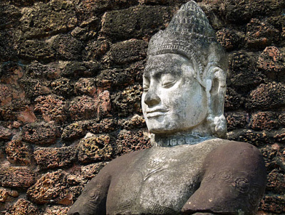 The King of Angkor Wat