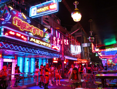 soi cowboy midnight dance club