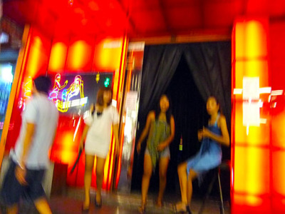 Patpong Go-Go Bar (1)