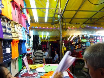 Patpong Bangkok southeast Asian night market and bars