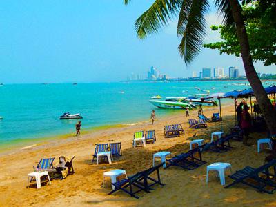 klang beach