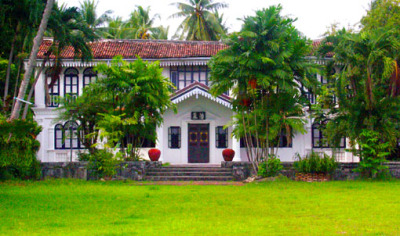 Phuket attraction sino-portuguese villa