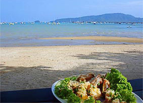 Chalong Beach Restaurant