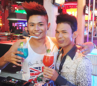 At Bangla Road