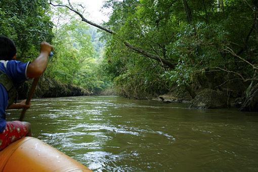 umphang rafting