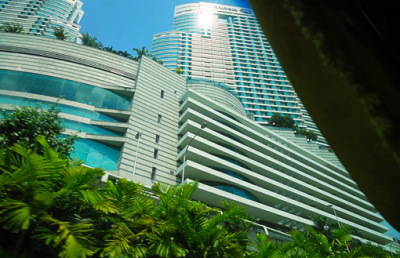 hotels at KL central