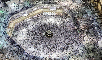 Kabaa in Mecca