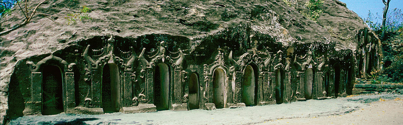 Phowintaung Cave Pagodas