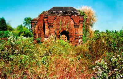 old pyu pagoda 15 century