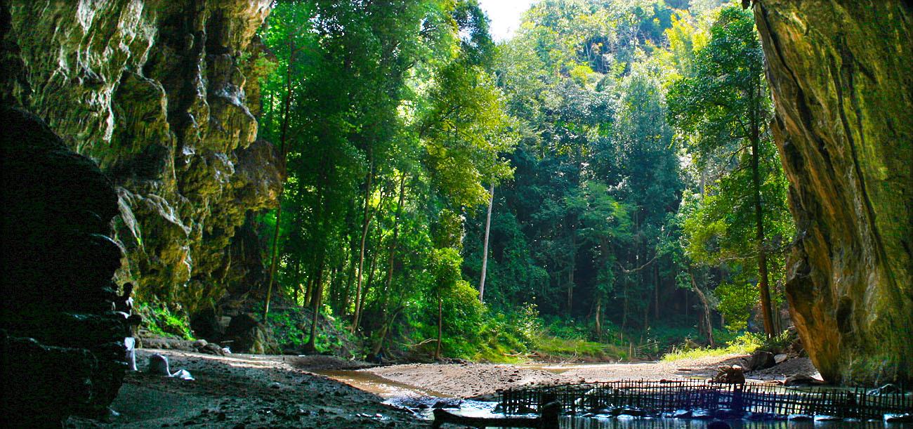 Thailand Caving Adventure