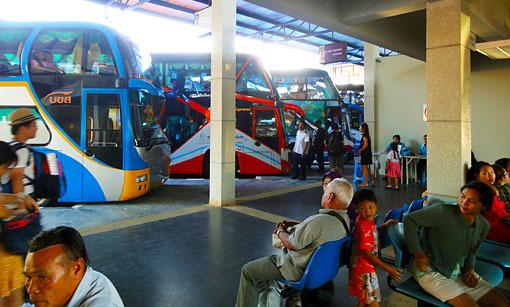 Phuket bus termina