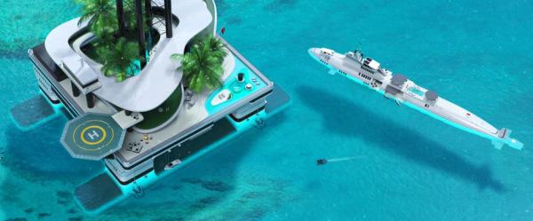 Luxury in the Andaman Sea