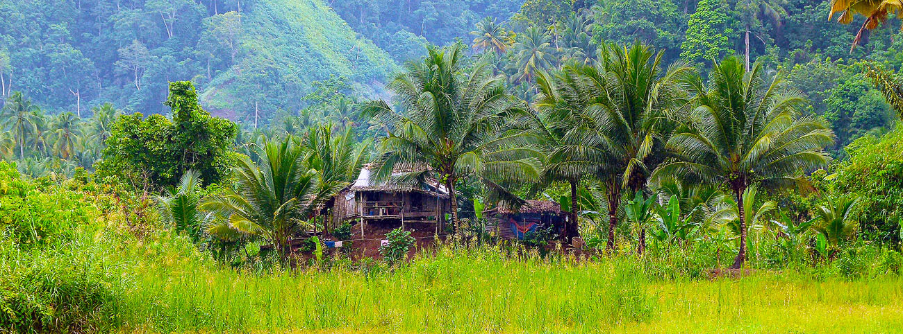 Mindanao countryside