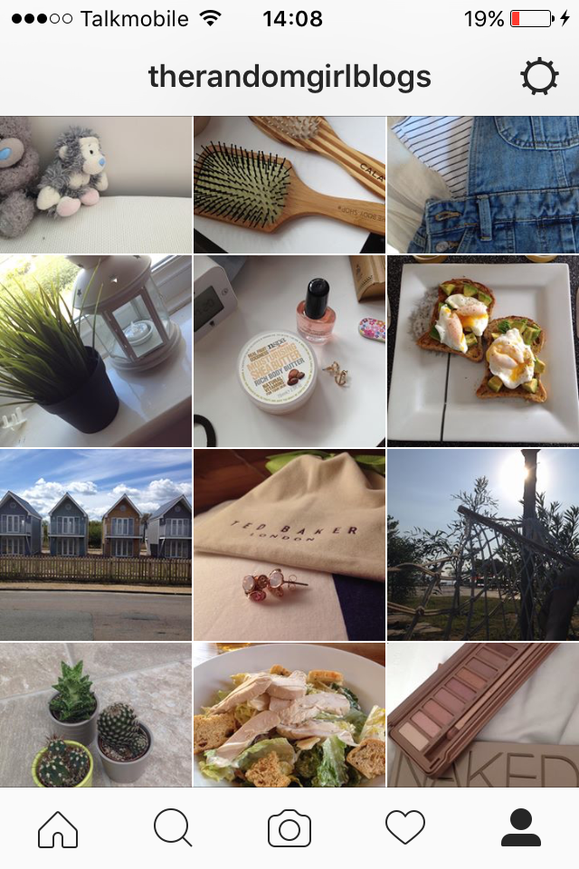 Follow my Instagram!