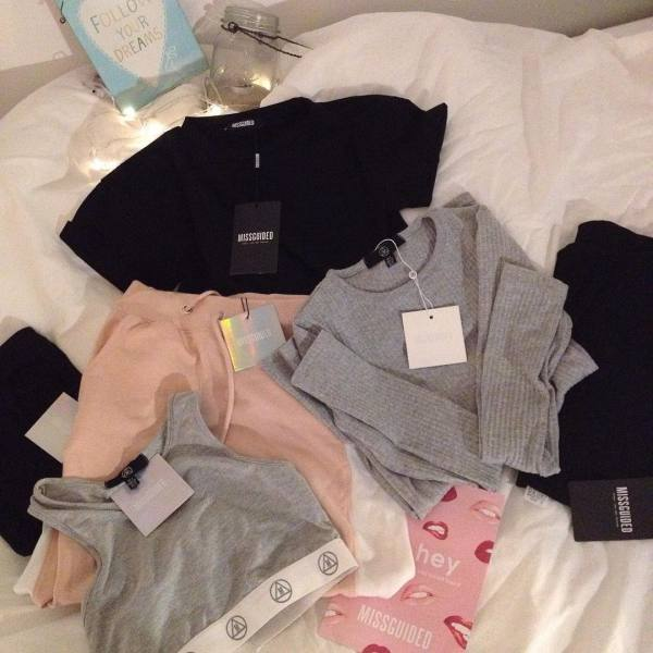 Missguided haul & review
