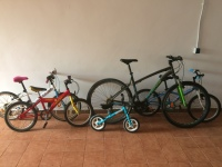 bikes for hire in Sucina