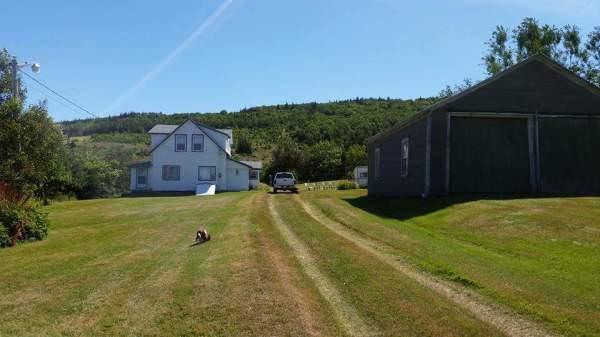 Making An Old Farm House A Home