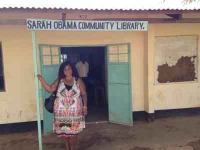 Visiting Obama's Village