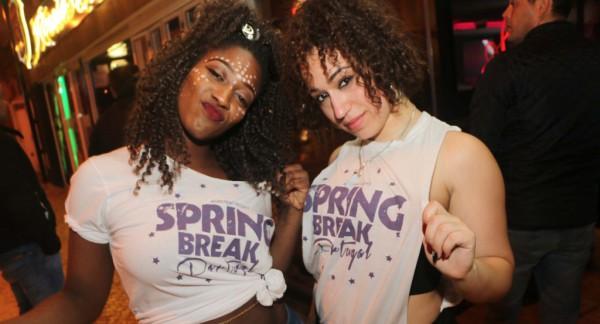 Spring Break Girls
