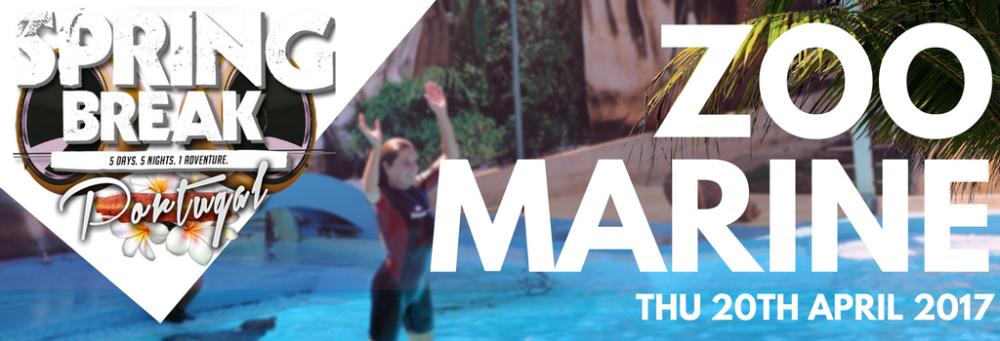Zoo Marine Banner