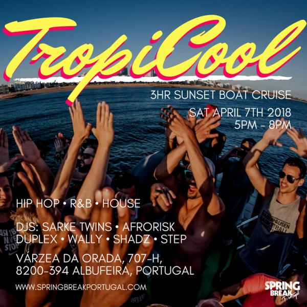 Sat 7th - TropiCool