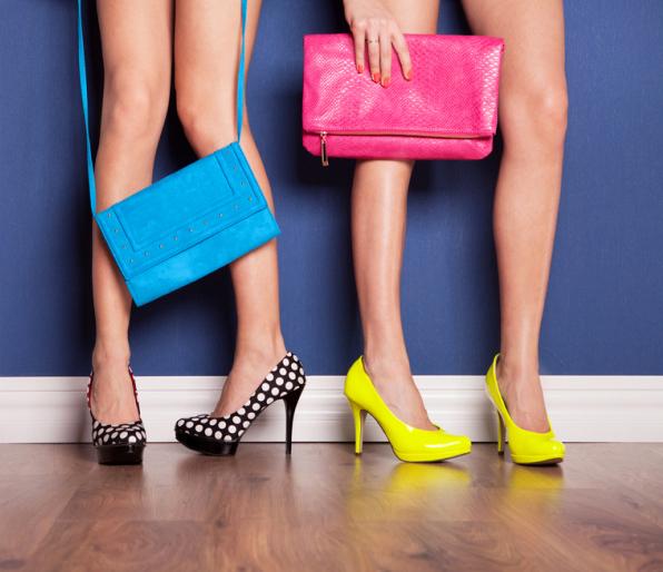 Handbags, fanny packs, cross body bag, clutches