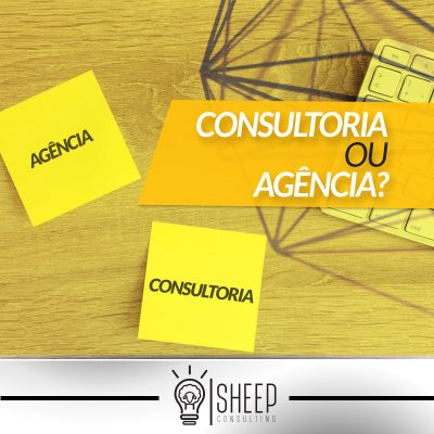 Marketing: qual a diferença entre agência e consultoria?