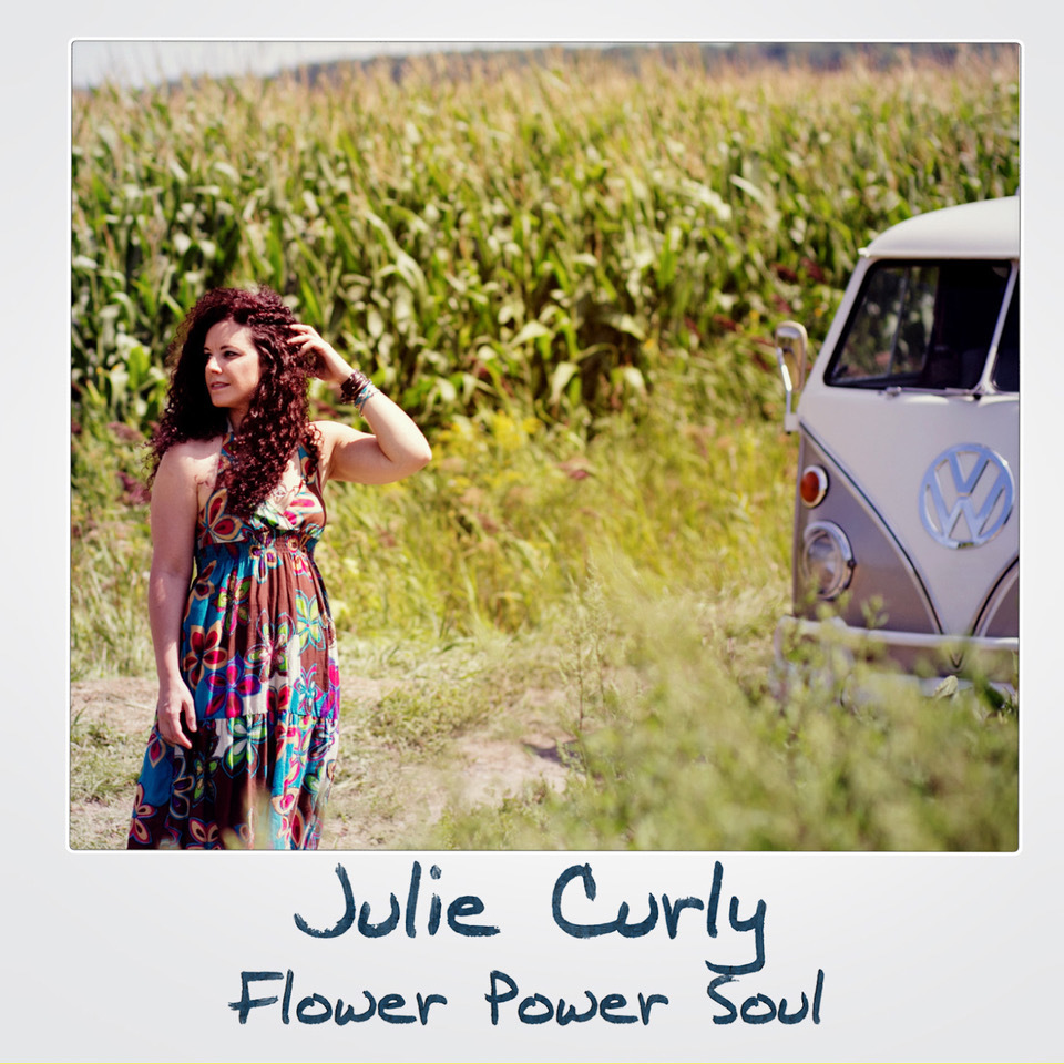 "Julie Curly Launches ""Flower Power Soul"""