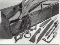 Mästermyr - A Viking Tradesman's Tool Chest