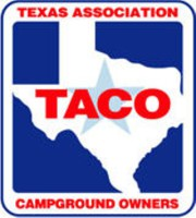 TACO Member, Texas Association Campground Owners