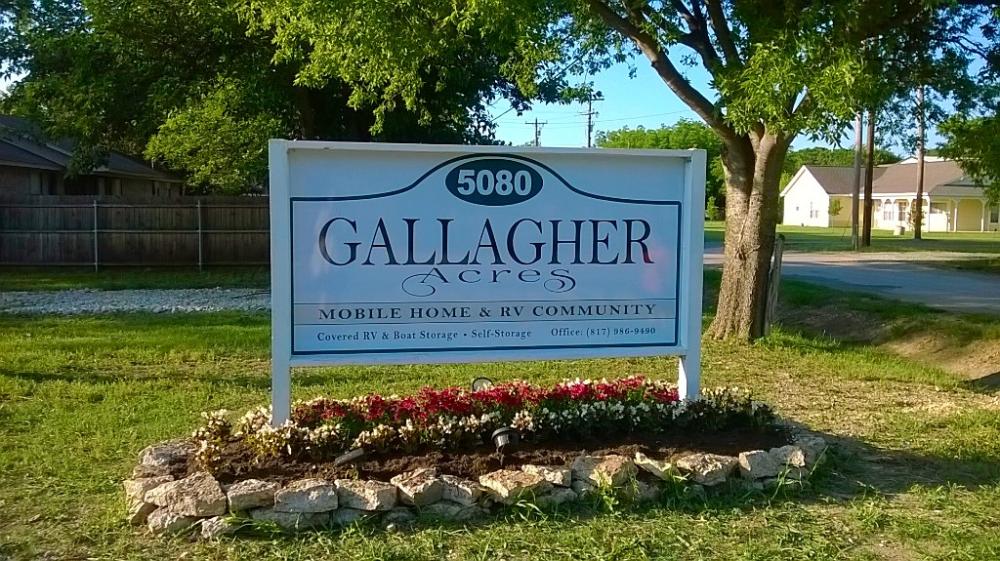 Gallagher Acres RV Park, Fort Worth, Tx