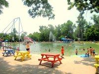 burgers lake, rv park fort worth tx