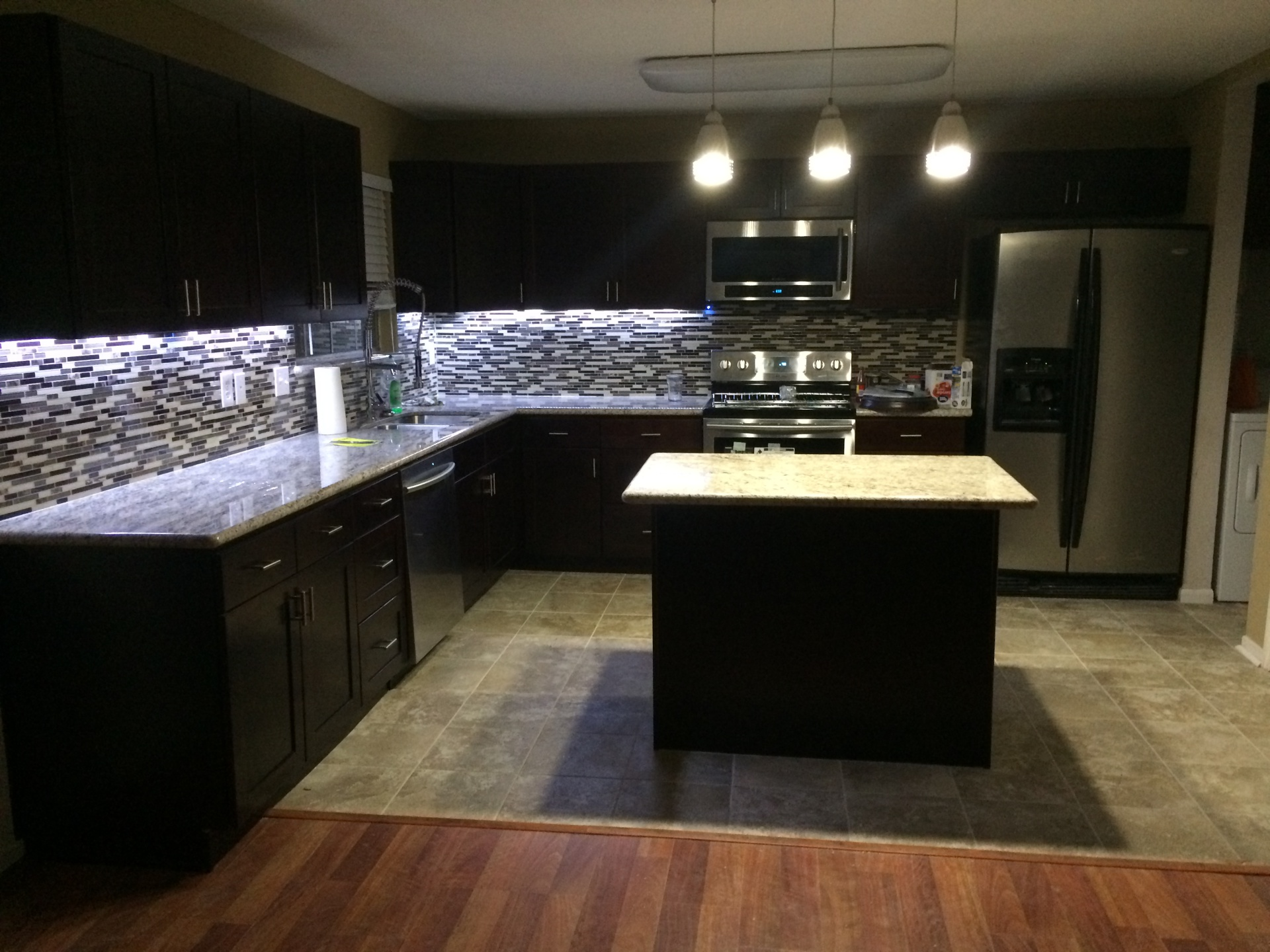 Complete Kitchen Renovation