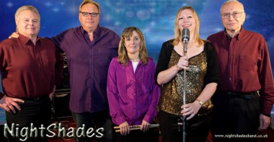 NightShades Function/Party and Social Club Band