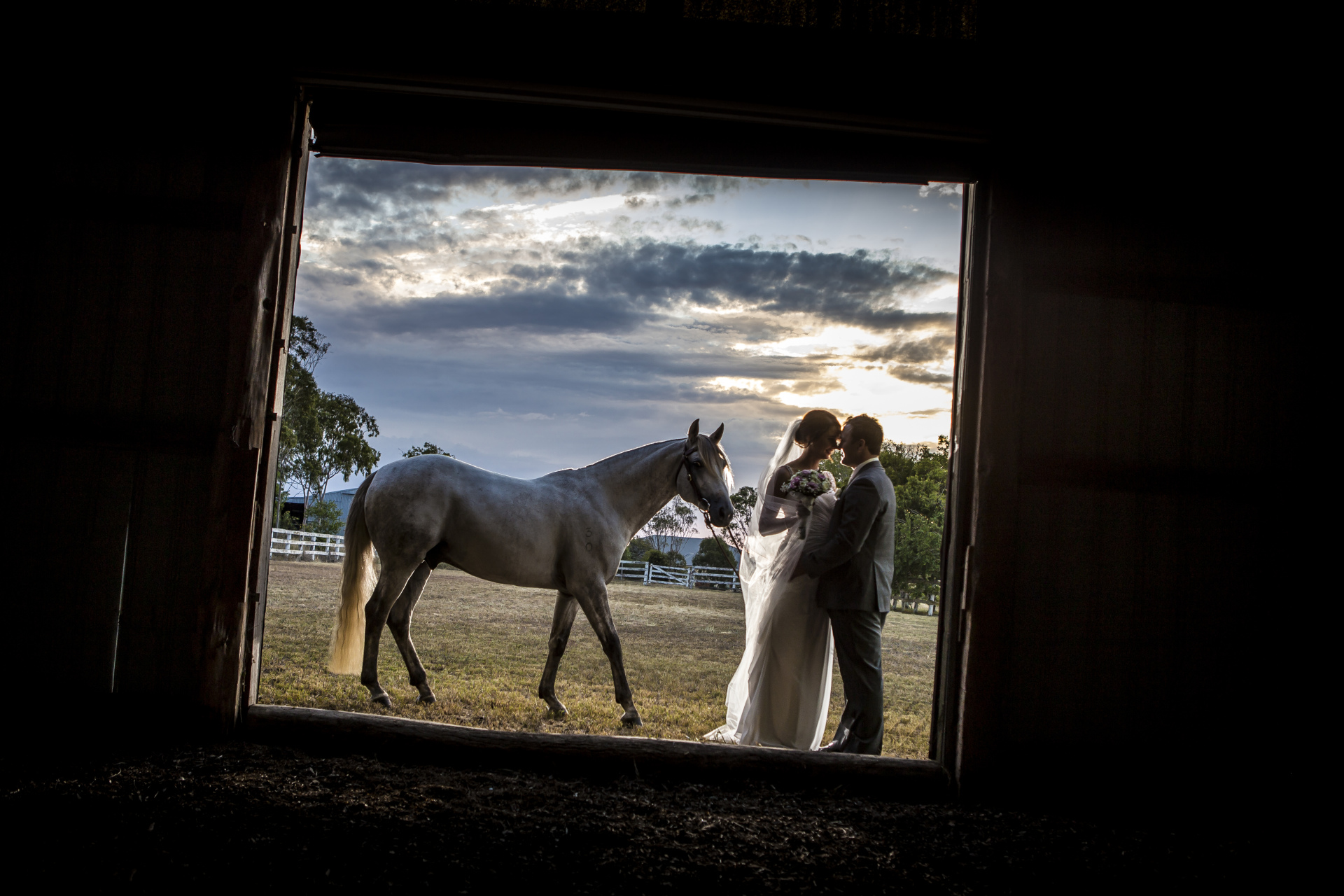 Sandra & Nathan | Wedding Artworks | Toowoomba Wedding Photography