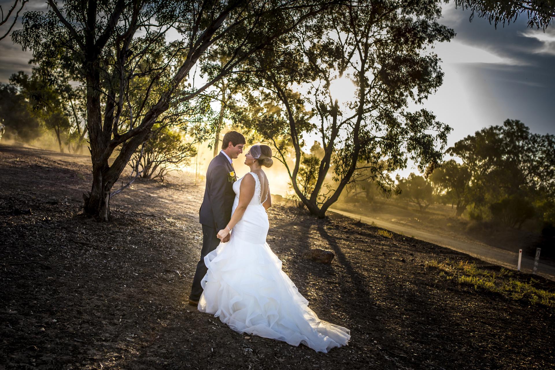 Emma & Lincoln | Wedding Artworks | Charleville Wedding Photography