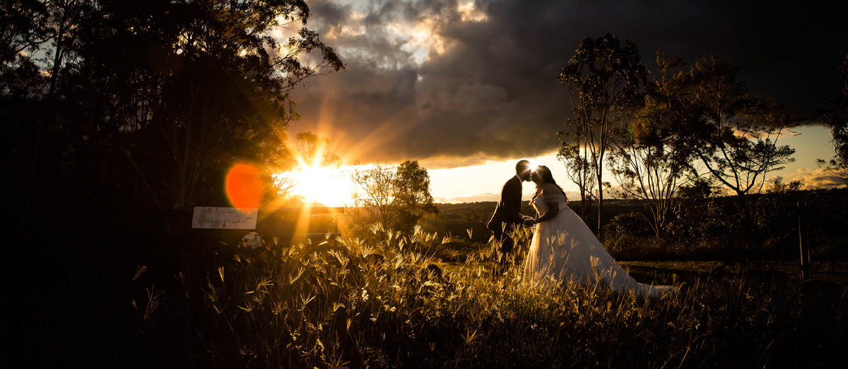 Toowoomba Wedding Photography | Jacqueline & Wesley | Preston Peak | Wedding Artworks