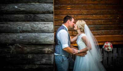 Caitlyn & Shane | Backyard Wedding | Western Downs Wedding Photography