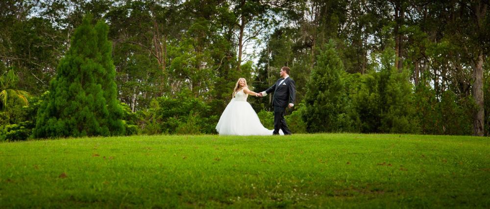 Sharee & Bailey | Forest Sanctuary | Sunshine Coast Wedding Photography
