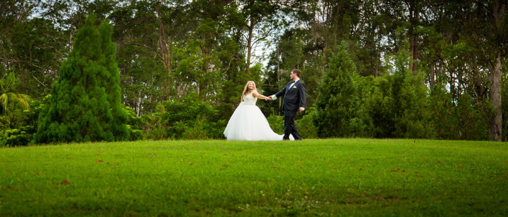 Sunshine Coast Wedding Photography | Sharee & Bailey | Forest Sanctuary