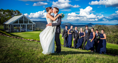 Emmalie & Nigel | Preston Peak Functions | Toowoomba Wedding Photography | Wedding Artworks