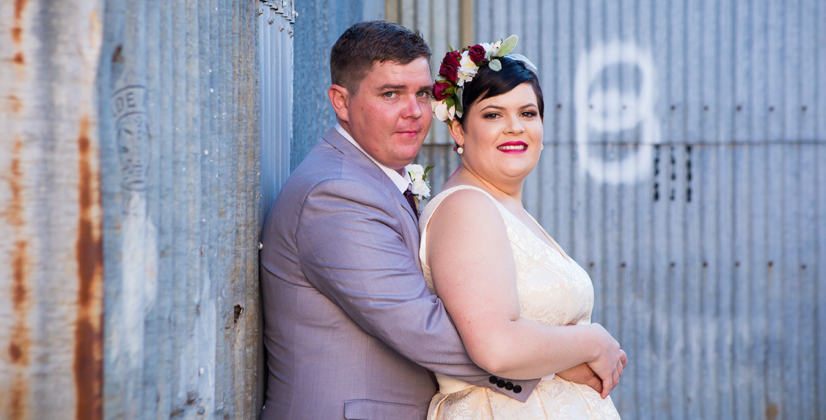 Toowoomba Wedding Photography | Jane & Liam | Toowoomba City