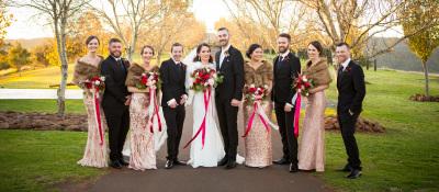 Rebecca & Tom | Preston Peak Functions | Toowoomba Wedding Photography | Wedding Artworks