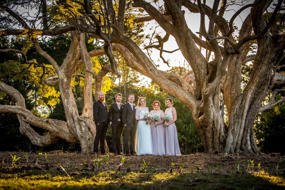 Nicole & Denver | Gabbinbar Homestead | Toowoomba Photography **Winter Wedding**
