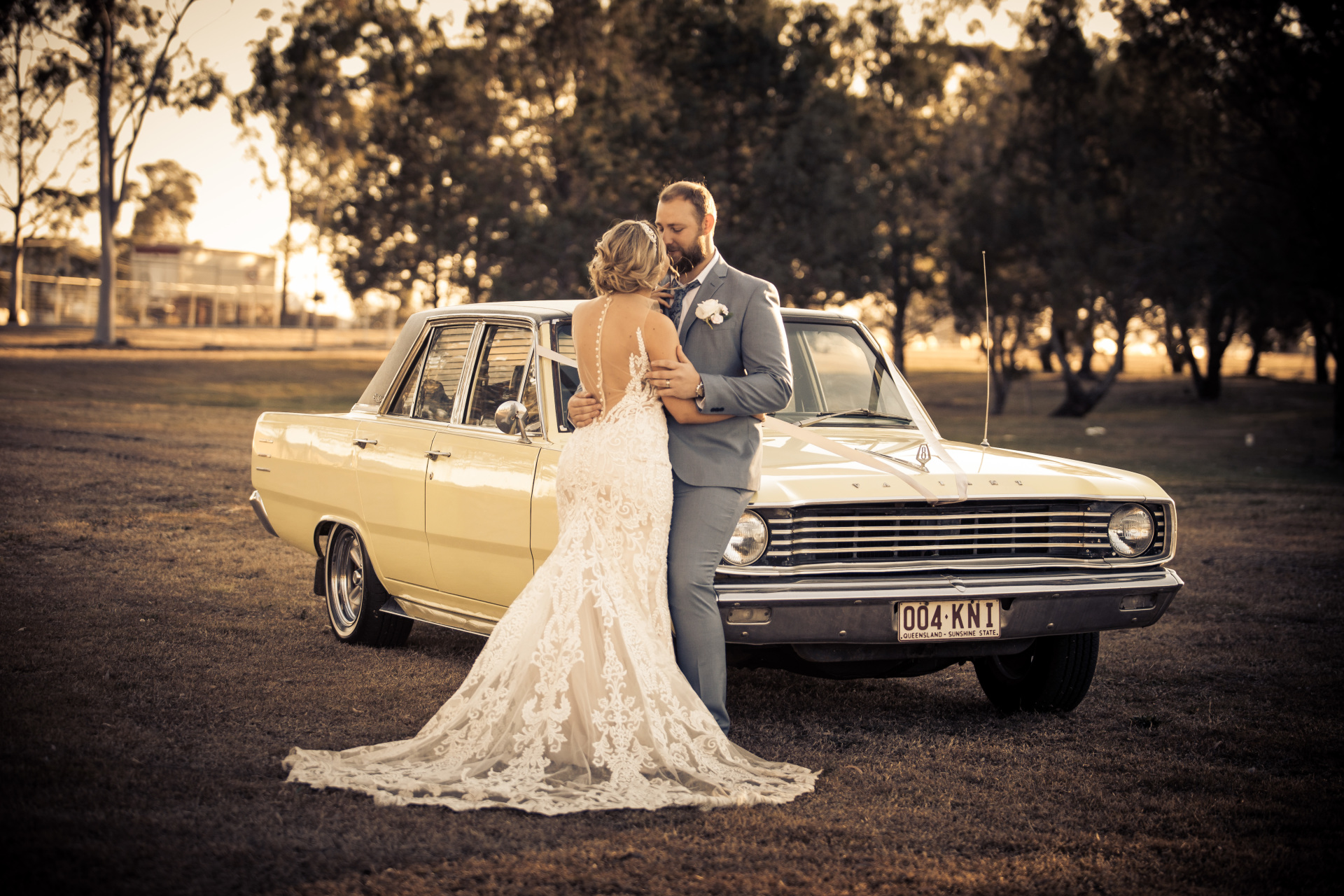 Jenna & Chris | Wedding Artworks | Pittsworth Wedding Photography **Winter Wedding**