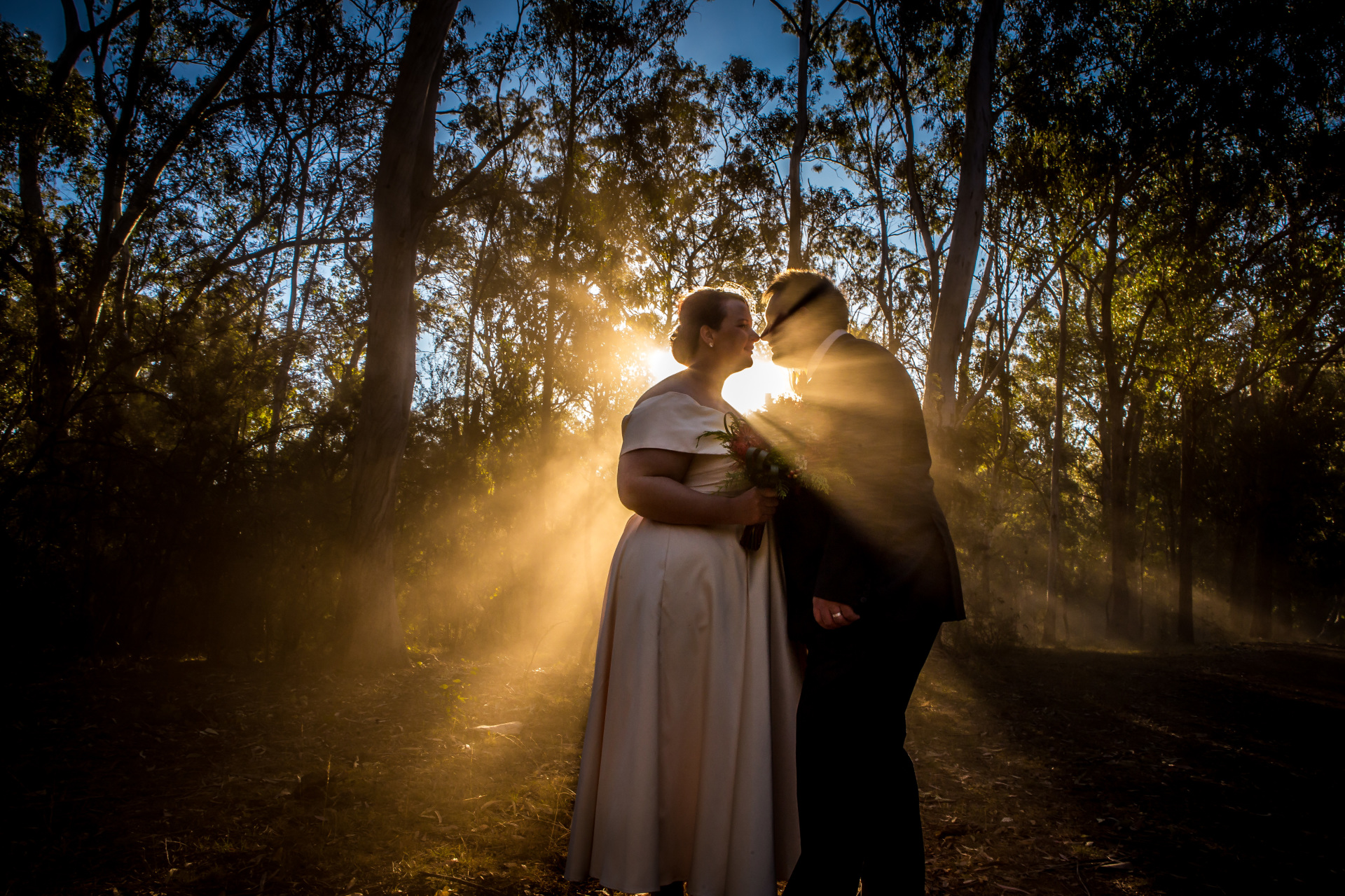 Samantha & Evan | Wedding Artworks | Gordon Country | Darling Downs Wedding Photography