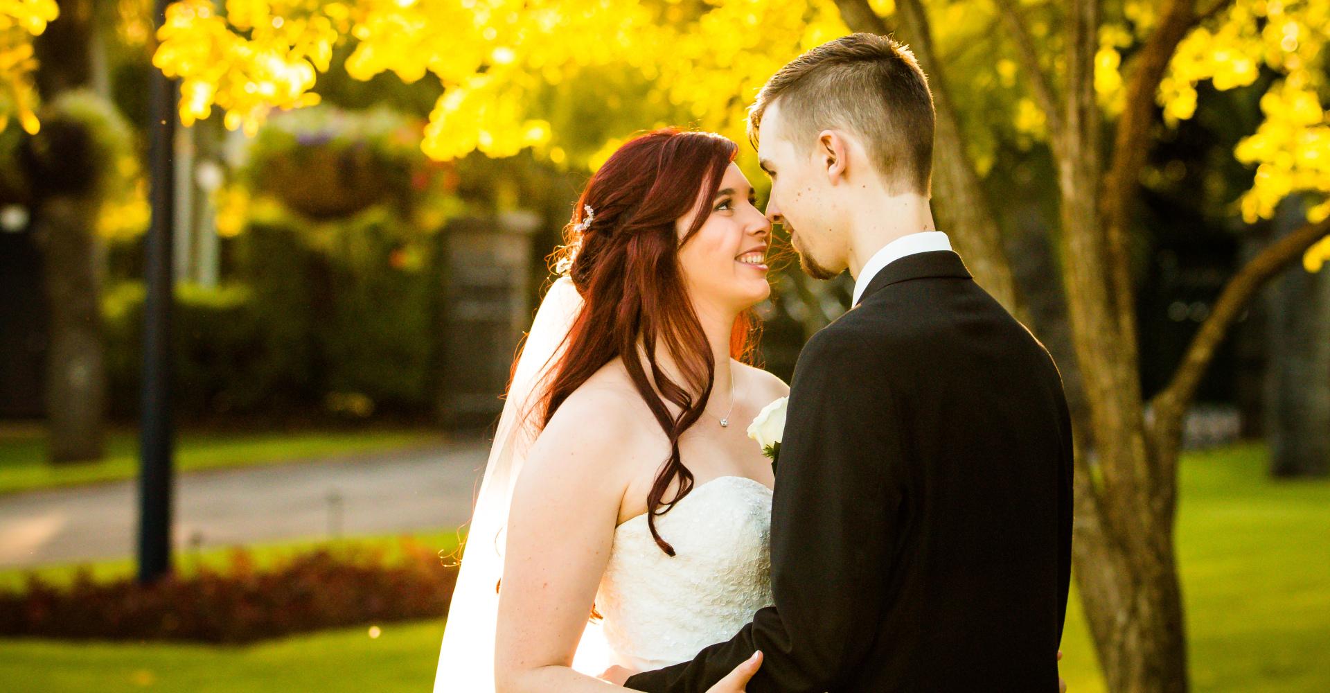 Aaron & Brittany   Laurel Bank Park   Toowoomba Wedding Photography