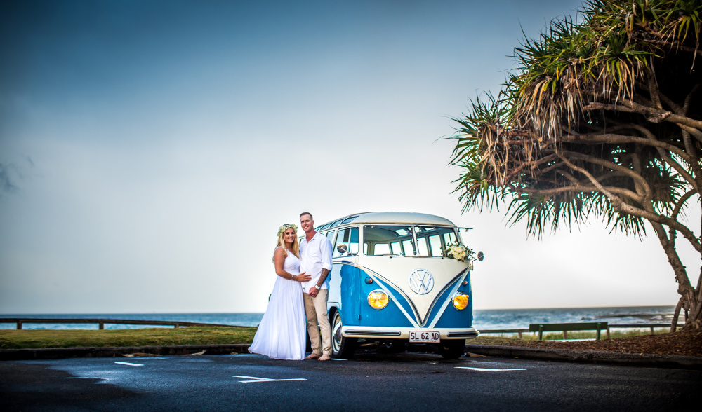 Benjamin & Nicole | Shelley Beach | Sunshine Coast Wedding Photographer